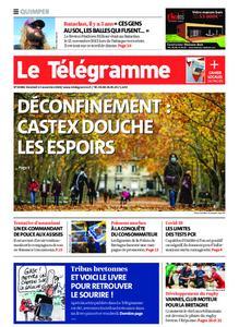 Le Télégramme Quimper – 13 novembre 2020