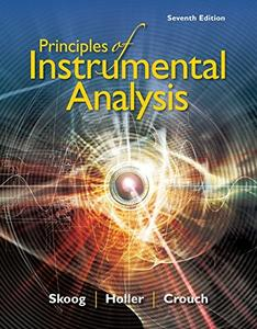 Principles of Instrumental Analysis, 7th Edition