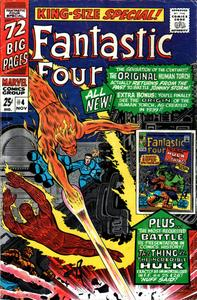 Fantastic Four Special 004 1966 HD