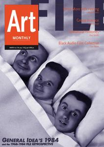 Art Monthly - March 2007   No 304