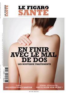 Le Figaro Santé - Mai-Juillet 2021