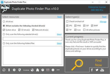 TriSun Duplicate Photo Finder Plus 10.0 Build 030 Multilingual