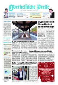 Oberhessische Presse Marburg/Ostkreis - 29. November 2017