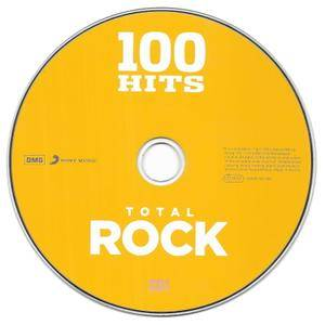 Various Artists - 100 Hits: Total Rock - 100 Ultimate Guitar Classics [5CD] (2015)