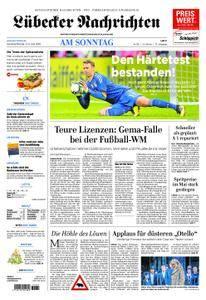 Lübecker Nachrichten Ostholstein Süd - 03. Juni 2018