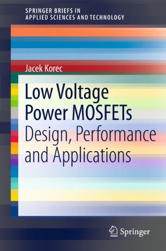 Low Voltage Power MOSFETs: Design, Performance and Applications (Repost)