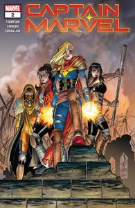 Captain Marvel 002 2019 Digital Zone