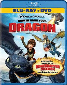 How to Train Your Dragon / Как приручить дракона (2010) [ReUp]