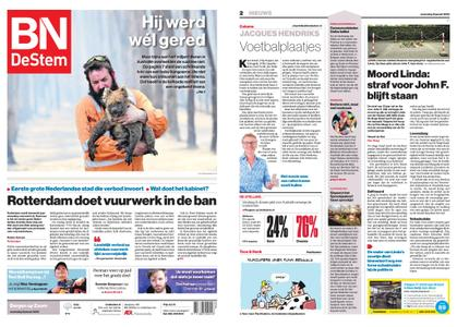 BN DeStem - Bergen op Zoom – 08 januari 2020