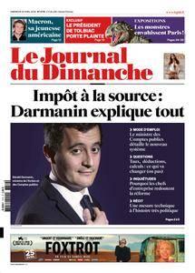 Le Journal du Dimanche - 22 avril 2018
