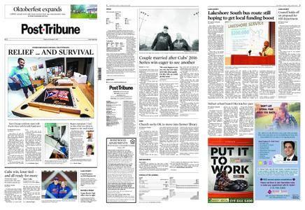 Post-Tribune – October 06, 2017