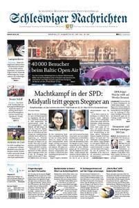 Schleswiger Nachrichten - 27. August 2018