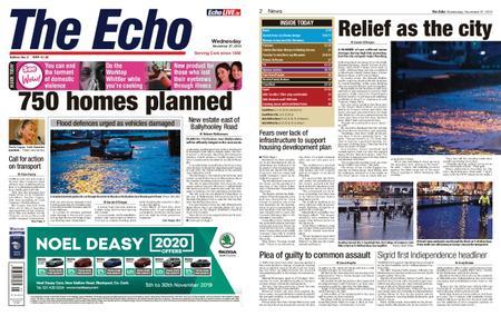 Evening Echo – November 27, 2019