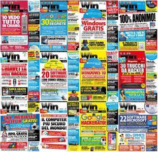 Win Magazine - Collezione Completa Anno 2017