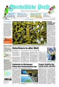 Oberhessische Presse Marburg/Ostkreis - 20. April 2019