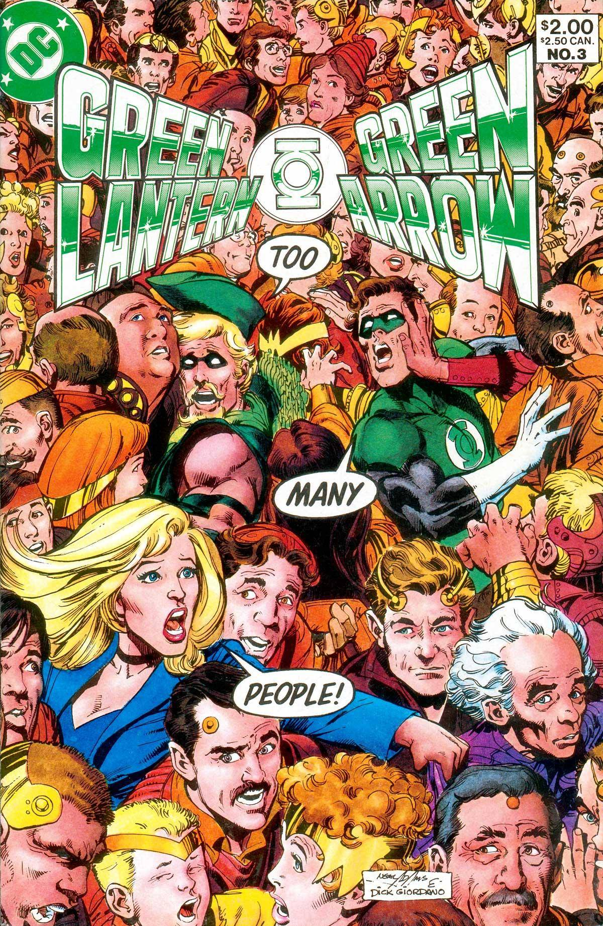 Green Lantern  Green Arrow 03