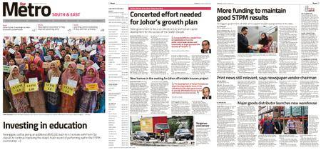 The Star Malaysia - Metro South & East – 10 March 2018