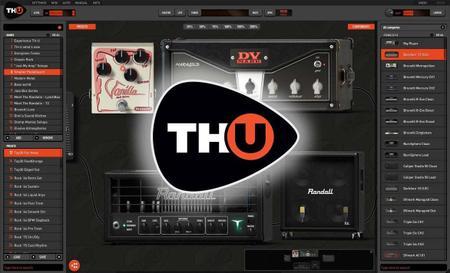 Overloud TH-U Full v1.0.20 WiN