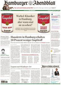 Hamburger Abendblatt – 19. April 2021