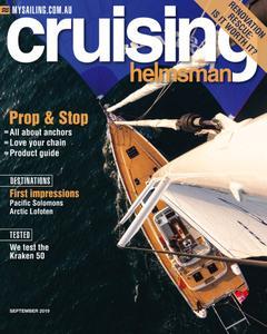 Cruising Helmsman - September 2019