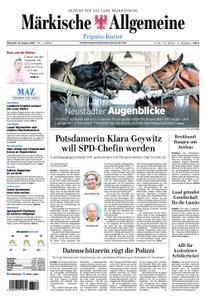 Märkische Allgemeine Prignitz Kurier - 21. August 2019
