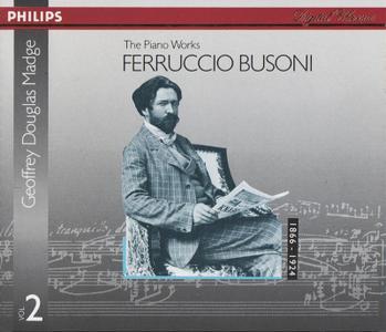 Geoffrey Douglas Madge - Busoni: Piano Works, Vol. 2 (2008)