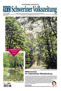 Schweriner Volkszeitung Hagenower Kreisblatt - 10. September 2019