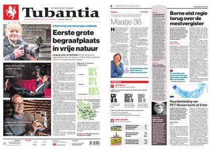 Tubantia - Enschede – 11 januari 2018