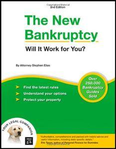 The New Bankruptcy: Will It Work for You? (Repost)