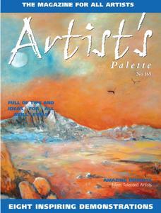 Artists Palette - August 2019