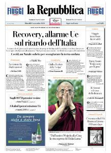 la Repubblica - 19 Novembre 2020