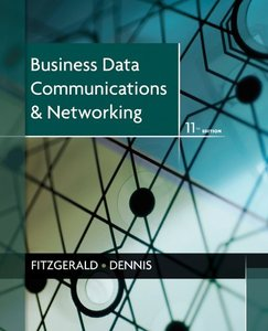 Business Data Communications and Networking, 11 edition (repost)