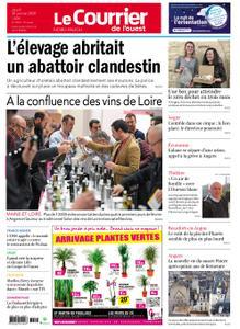 Le Courrier de l'Ouest Nord Anjou – 30 janvier 2020