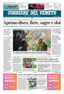 Corriere del Veneto Vicenza e Bassano – 14 giugno 2020
