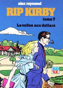 Rip Kirby - Tome 07 - La valise aux dollars