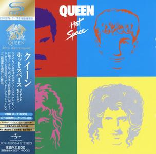 Queen - Hot Space (1982) [2CD, 40th Anniversary Edition]