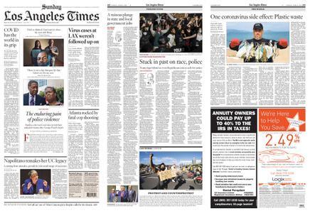 Los Angeles Times – June 14, 2020