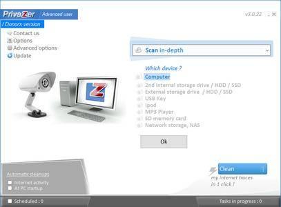Goversoft Privazer 3.0.66 Multilingual + Portable