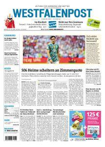 Westfalenpost Wetter - 23. Juli 2018