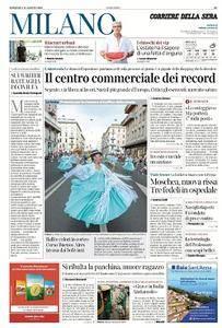 Corriere della Sera Milano - 12 Agosto 2018