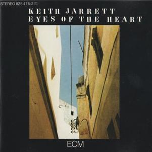 Keith Jarrett - Eyes Of The Heart (1979) {ECM 1150}