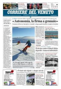 Corriere del Veneto Padova e Rovigo – 30 novembre 2019