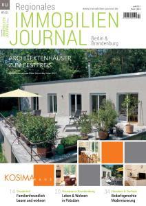 Regionales Immobilien Journal Berlin & Brandenburg - Juli 2021