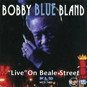 "Bobby ""Blue"" Bland - ""Live"" On Beale Street (1998)"