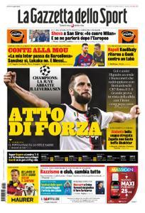 La Gazzetta dello Sport Roma – 02 ottobre 2019