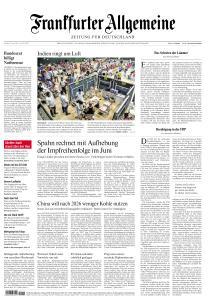 Frankfurter Allgemeine Zeitung - 23 April 2021