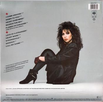 Jennifer Rush - Heart Over Mind (CBS 450470 1) (GER 1987) (Vinyl 24