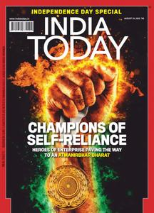India Today - August 24, 2020