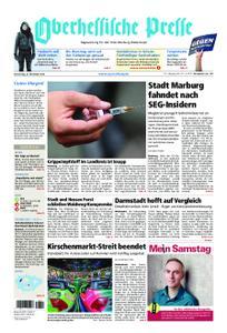 Oberhessische Presse Marburg/Ostkreis - 22. November 2018