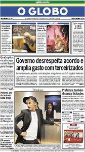 Jornal O Globo - 24 de junho de 2011